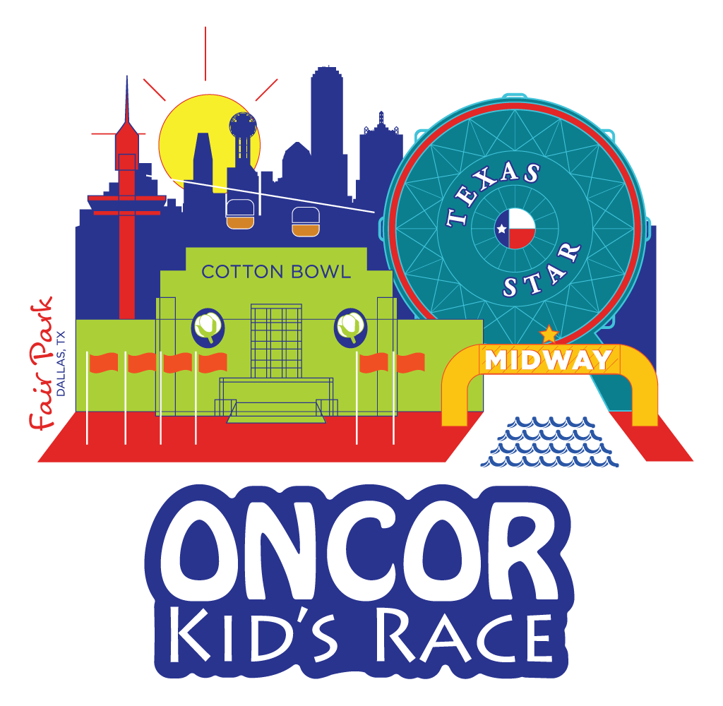 Oncor Kid's Race